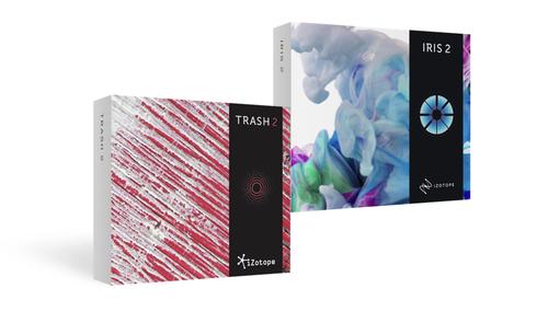 iZotope Trash 2 & Iris 2 Bundle ★在庫限り特価!