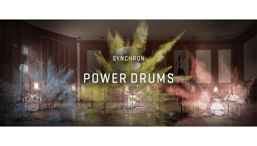 VIENNA SYNCHRON POWER DRUMS