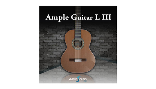 AMPLE SOUND AMPLE GUITAR L III