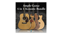 AMPLE SOUND AMPLE GUITAR 4 IN 1 ACOUSTIC BUNDLE の通販