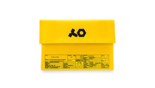 Teenage Engineering OP-Z pvc roll up yellow bag