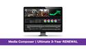 Avid Media Composer | Ultimate 3-Year RENEWAL の通販