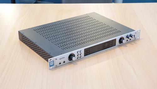 Universal Audio APOLLO QUAD/TB