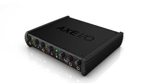 IK Multimedia AXE I/O ★いまなら300ギアクレジット (25,000円相当) がもらえる!