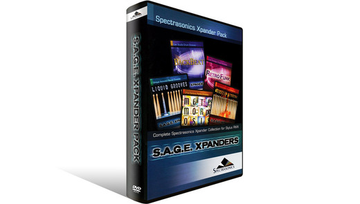 Spectrasonics S.A.G.E. Xpander Pack