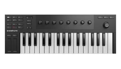 Native Instruments KOMPLETE KONTROL M32 ★RockoN限定 UVIピアノ音源をプレゼント!