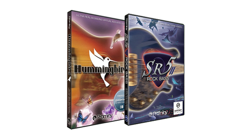 Prominy Hummingbird & SR5 Rock Bass 2 スペシャルバンドル ★Prominyサマーキャンペーン!