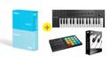 Native Instruments KOMPLETE KONTROL M32 + Ableton Live 10 Standard + MASCHINE MIKRO MK3 ★UVIピアノ音源プレゼント!の通販