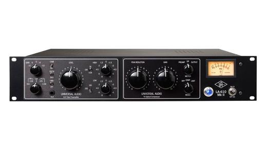 Universal Audio LA-610 mkII 箱潰れ品