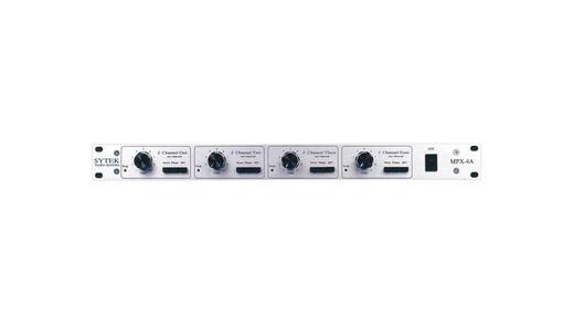 Sytek MPX-4Aii BB34