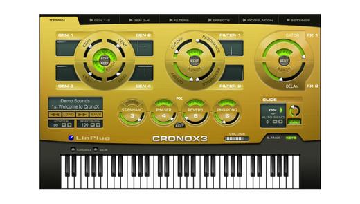 LinPlug LinPlug CronoX 3