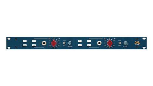 BAE Audio Classic 1073 MP x 2ch Mic Preamps + P.S.