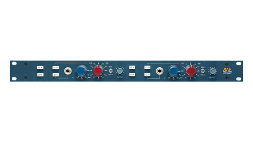 BAE Audio Classic 1073 MPF x 2ch Mic Preamps + P.S. ★価格改定値下げ!