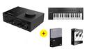 Native Instruments KOMPLETE AUDIO 1 + Live10 Suite + KOMPLETE KONTROL M32 の通販