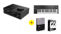 Native Instruments KOMPLETE AUDIO 2 + Live10 Suite + KOMPLETE KONTROL M32 の通販