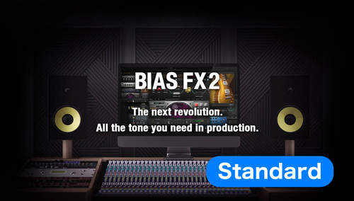 Positive Grid BIAS FX 2.0 Standard ★September Software Promotion!9月30日まで