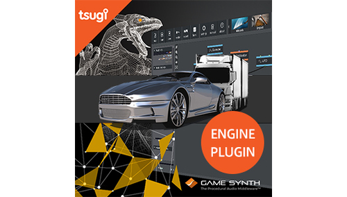 TSUGI GAME SYNTH - ENGINE PLUGIN