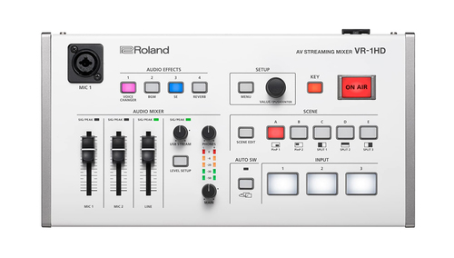 ROLAND VR-1HD ★ULTIMATE REDUCTION SALE 1