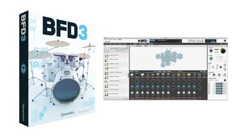 Fxpansion BFD3 w/ USB 2.0 Flash Drive