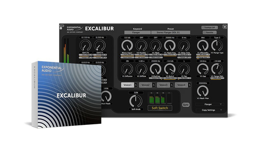 Exponential Audio Excalibur ★在庫限り特価