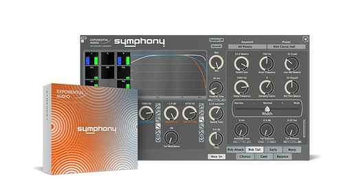 Exponential Audio Symphony ★増税前FINAL SALE!!