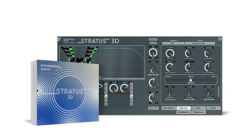 Exponential Audio Stratus 3D ★在庫限り特価!