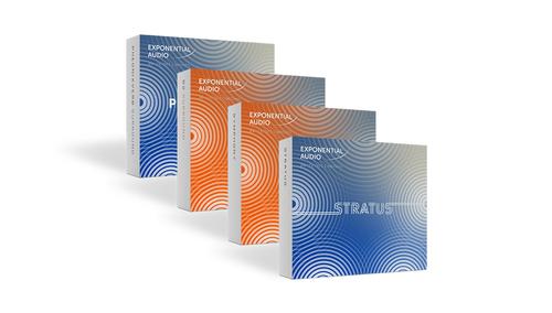 Exponential Audio  Surround Reverb Bundle ★在庫限り特価!