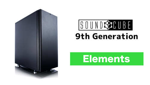 OM Factory SoundCube 9th Element
