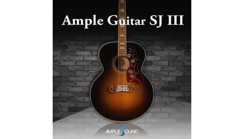 AMPLE SOUND AMPLE GUITAR SJ III