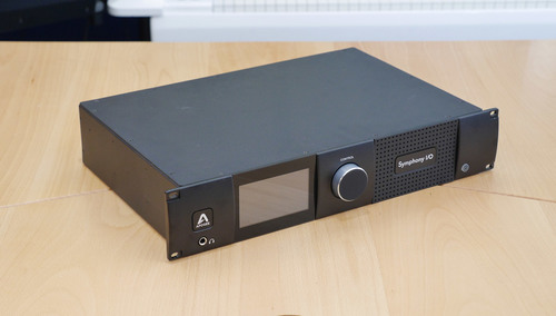 APOGEE Symphony I/O Mk II HD 16×16 + MP