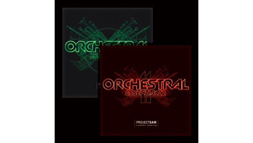 PROJECT SAM ORCHESTRAL ESSENTIALS PACK