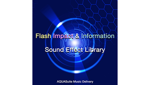 AQUASUITE MUSIC FLASH IMPACT & INFORMATION