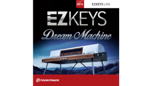 TOONTRACK EZ KEYS - DREAM MACHINE