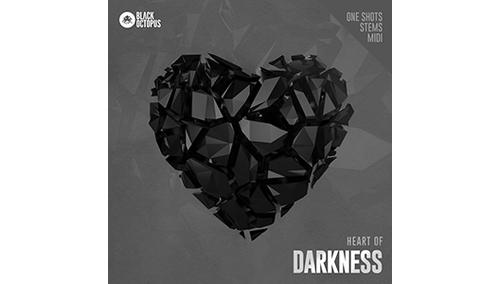 BLACK OCTOPUS HEART OF DARKNESS