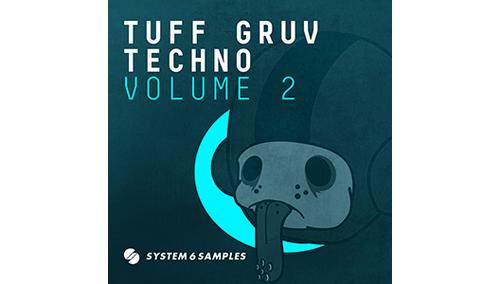 SYSTEM 6 SAMPLES SYSTEM 6 SAMPLES PRES. TUFF GRUV TECHNO VOL 2