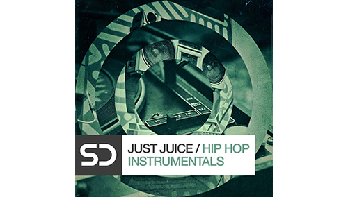 SAMPLE DIGGERS JUST JUICE - HIP HOP INSTRUMENTALS
