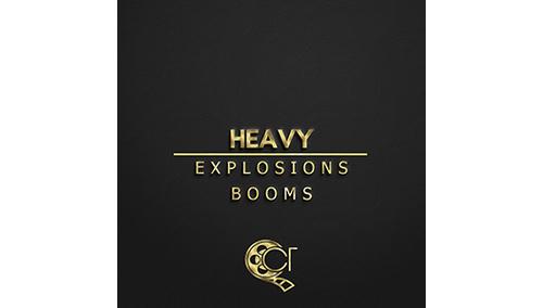CINETOOLS HEAVY EXPLOSIONS & BOOMS
