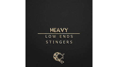 CINETOOLS HEAVY LOW ENDS & STINGERS