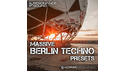 CFA-SOUND MASSIVE BERLIN TECHNO PRESETS の通販