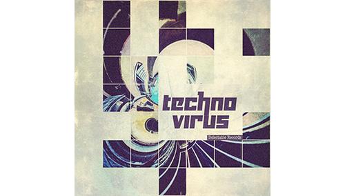 DELECTABLE RECORDS TECHNO VIRUS