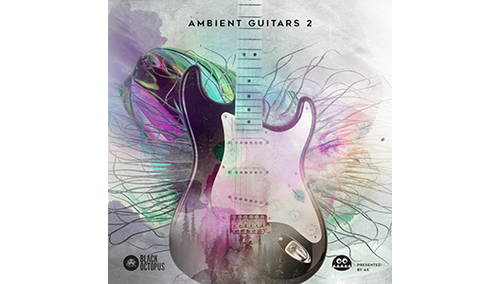 BLACK OCTOPUS AMBIENT GUITARS VOL 2 BY AK