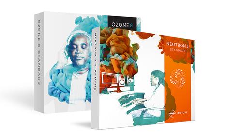 iZotope Mix & Master Bundle Standard【Ozone 8 STD + Neutron 3 STD】 ★HAPPY SUMMER SALE 第四弾!