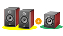 Focal Solo6 Be(1Pair)+Sub6 ★数量限定 Focal Solo6 Be + Sub6 お得なプロモーション!の通販