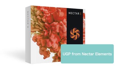 iZotope Nectar 3 アップグレード【対象:Nectar Elements】
