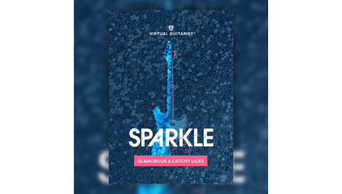 UJAM VIRTUAL GUITARIST - SPARKLE