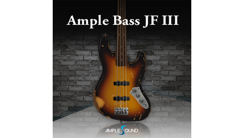 AMPLE SOUND AMPLE BASS JF III AMPLE SOUND WINTER SALE 2019!全製品20%OFF!