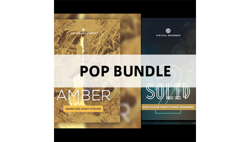 UJAM POP BUNDLE