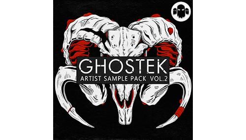 GHOST SYNDICATE GHOSTEK ARTIST SAMPLE PACK VOL.2