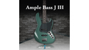 AMPLE SOUND AMPLE BASS J III AMPLE SOUND SUMMER SALE!シングル・バンドル全品20%OFF!の通販