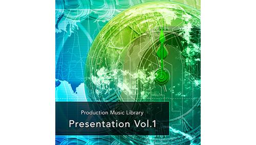 ポケット効果音 PRODUCTION MUSIC LIBRARY - PRESENTATION VOL.1